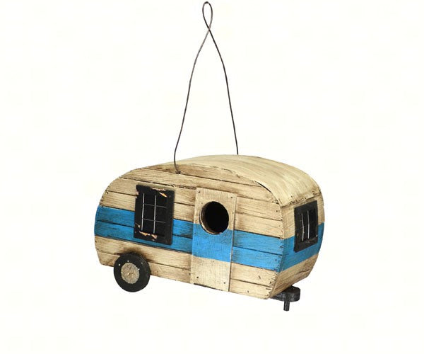 Songbird Essentials Retro Camper Birdhouse