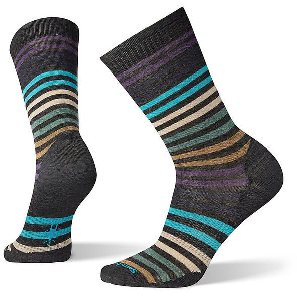 Men's Charcoal Spruce Street Crew Socks