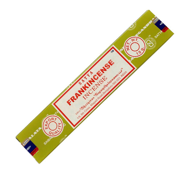 Satya Incense Frankincense