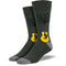 Socksmith Men's Neck Of The Woods Guitar Socks