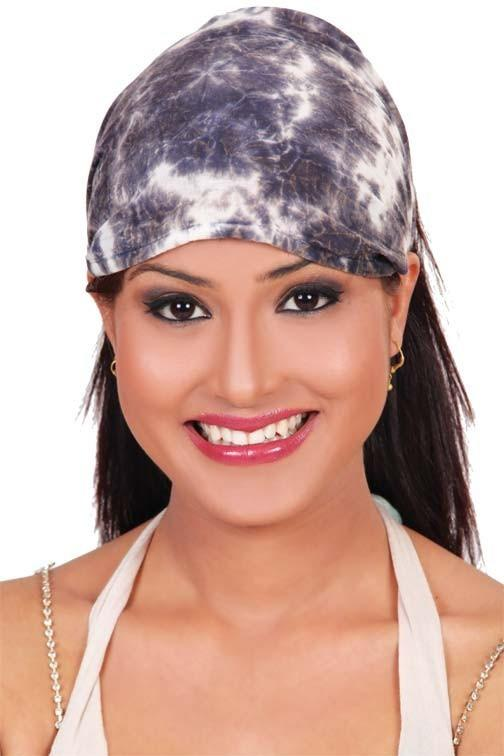 Tie-Dye Cotton Headband