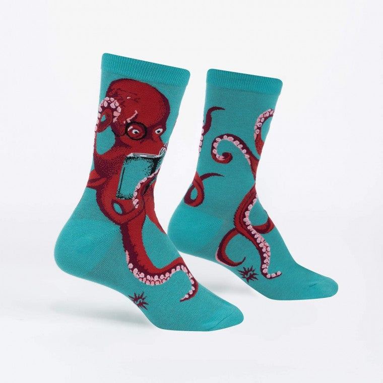 Women's The Octive Reader Socks