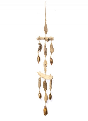 Double Down Driftwood Chime