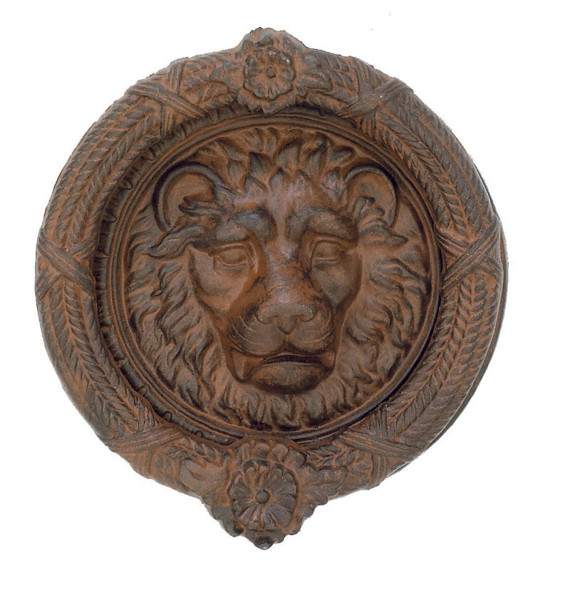 Lion Door Knocker