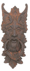 Rusty Greenman Door Knocker