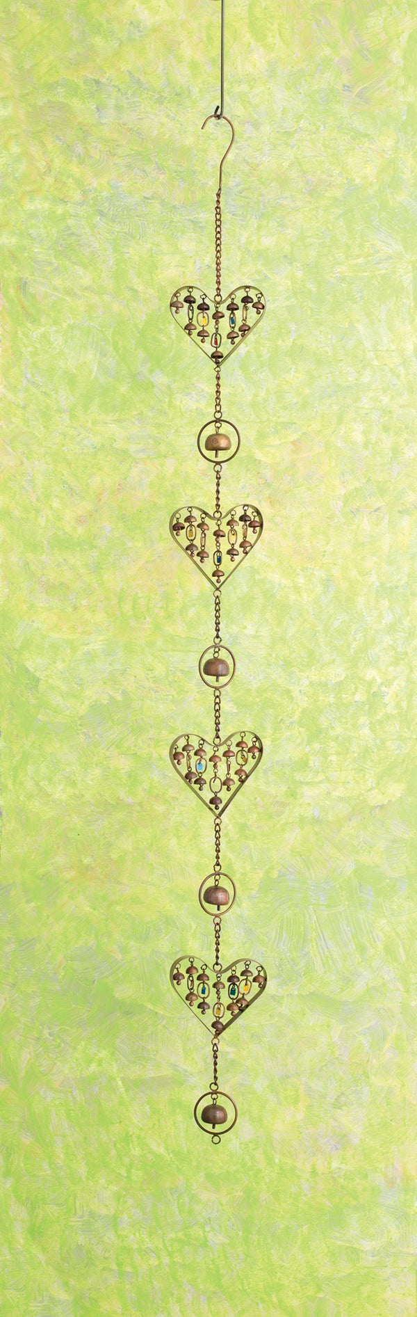 Heart Multi Dangle Ornament