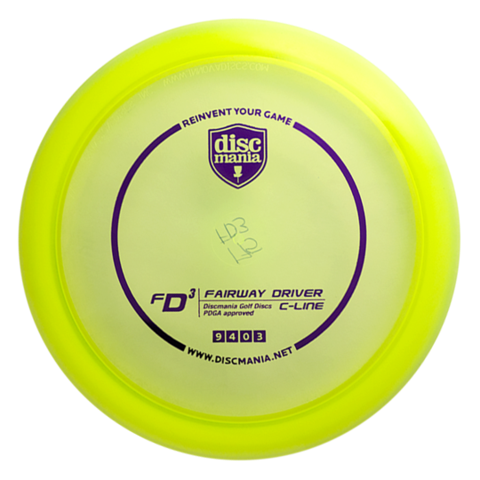 FD3 C-Line Fairway Driver