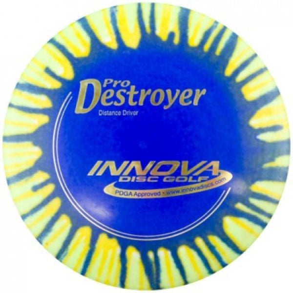 Tie Dye Destroyer