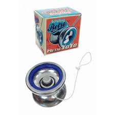 Retro Metal Yo-Yo