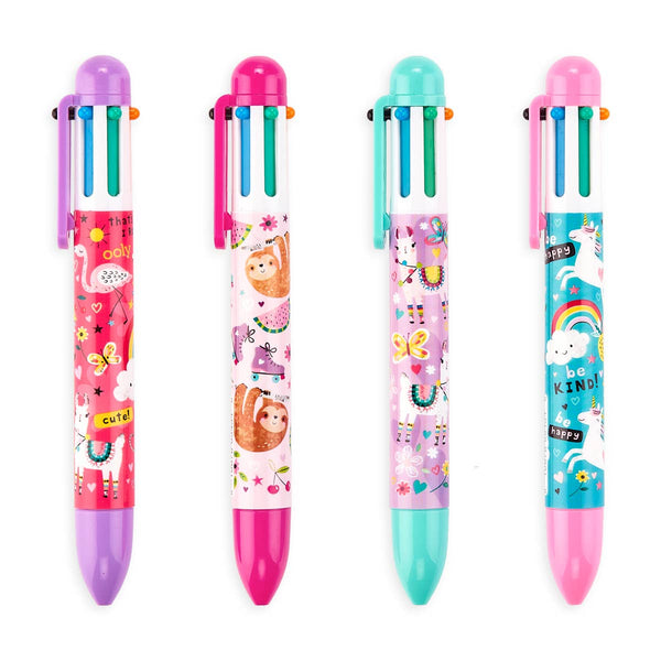 Funtastic Friends 6 click color pens