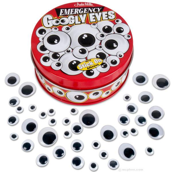Emergency Googly Eyes