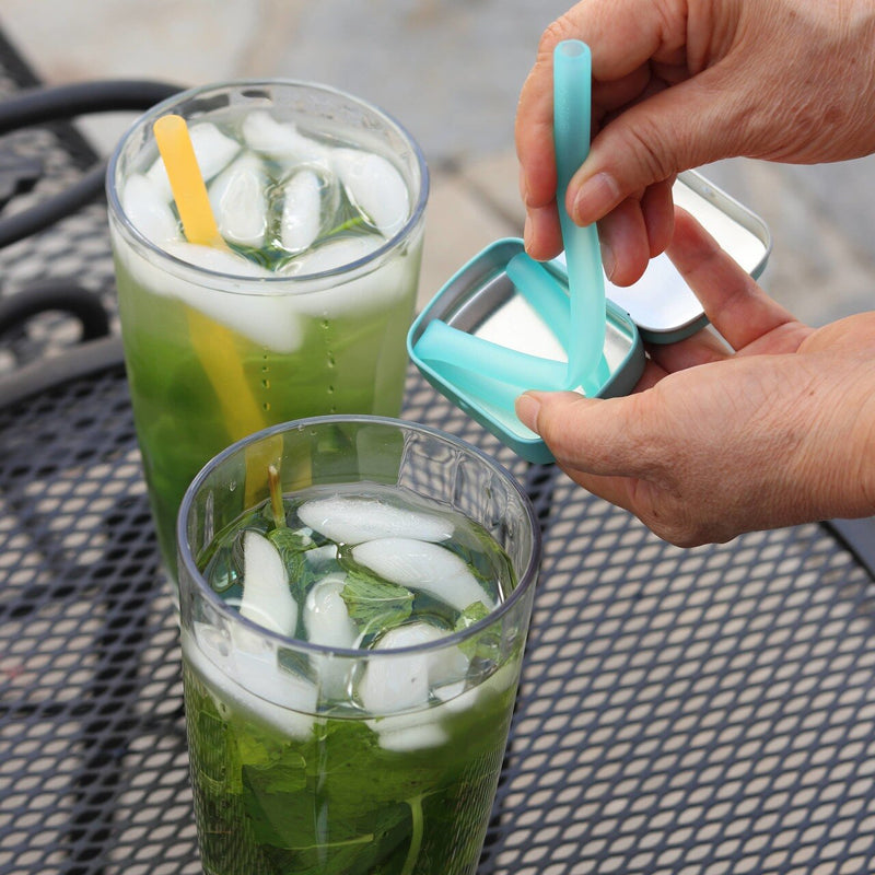 GS Go Sili Reusable Silicone Straw