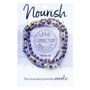 WorldFinds Cause Connection Bracelet Nourish