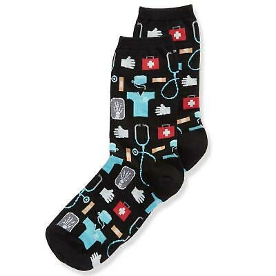 Women's Doctor or Nurse Socks