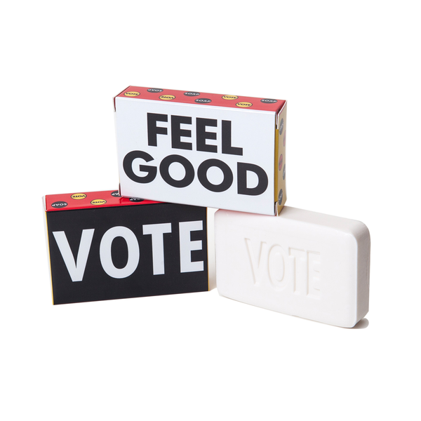 Feel Good Vote Soap