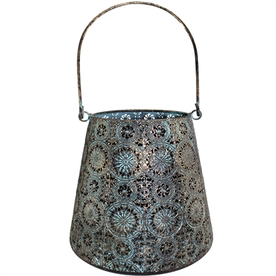 World Buyers Lindrica Metal Lantern