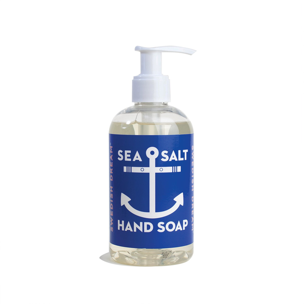 Sea Salt Liquid Hand Soap