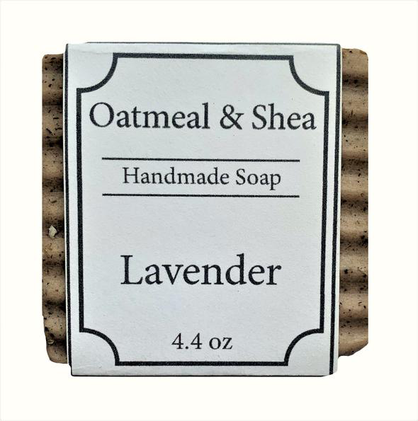 Brandon's Lavender Soap (Locally Made)