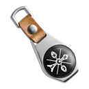 Compass Key Chain