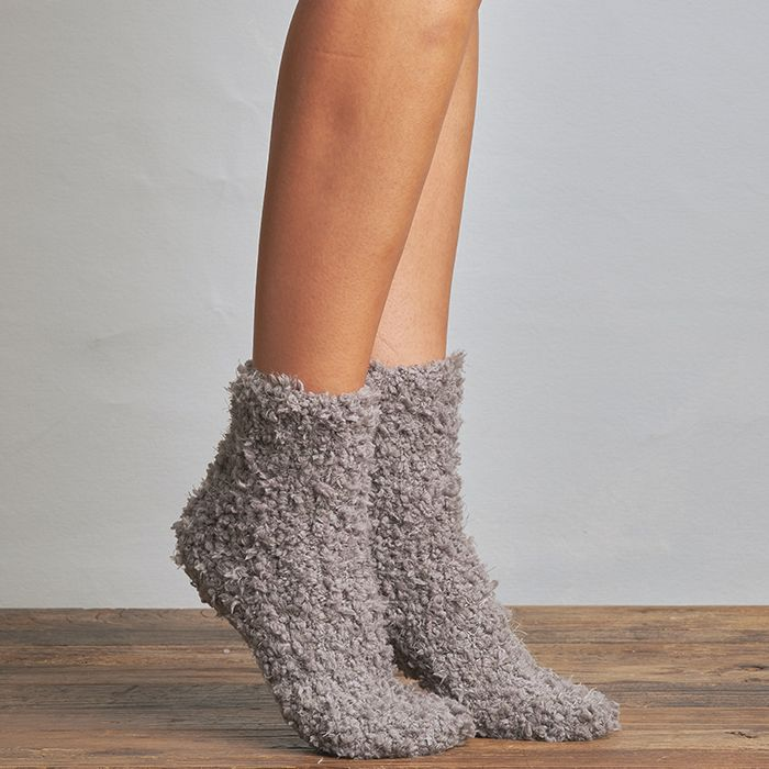 Women's Powder Puff Boot Sock