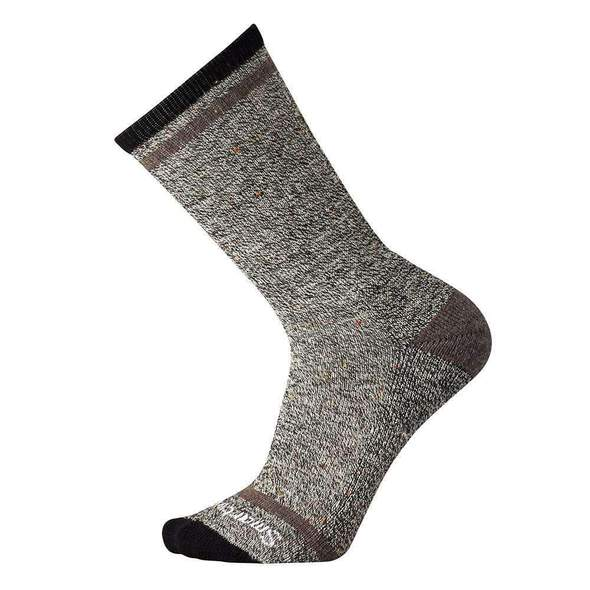 Men's Black/Taupe Heather Larimer Crew Socks