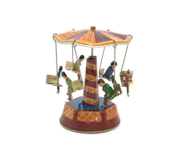 Moksha Tin Treasure Carousel