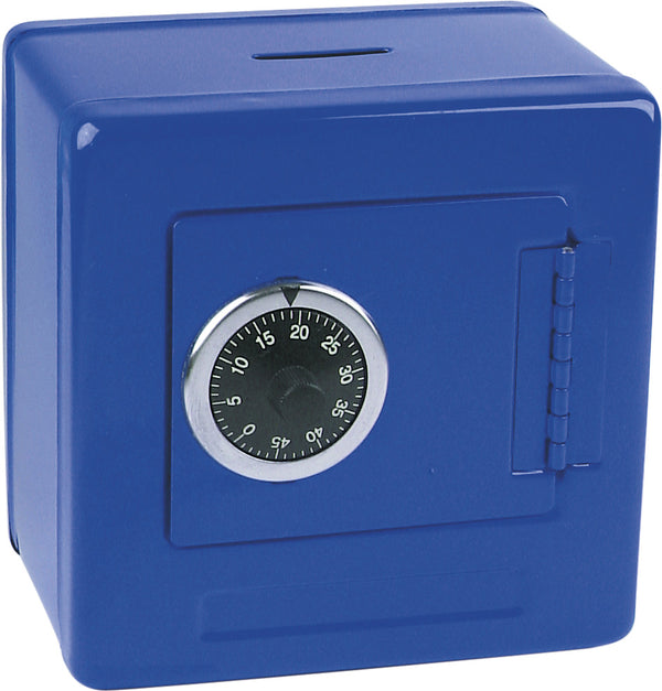 Toysmith Metal Combination Lock Safe