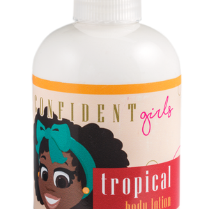 TROPICAL BODY LOTION
