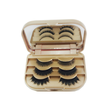 Load image into Gallery viewer, Travel Size Lash Case (4 Colors)
