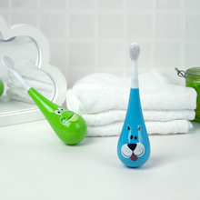 Load image into Gallery viewer, Violife Rockee Kids Toothbrush