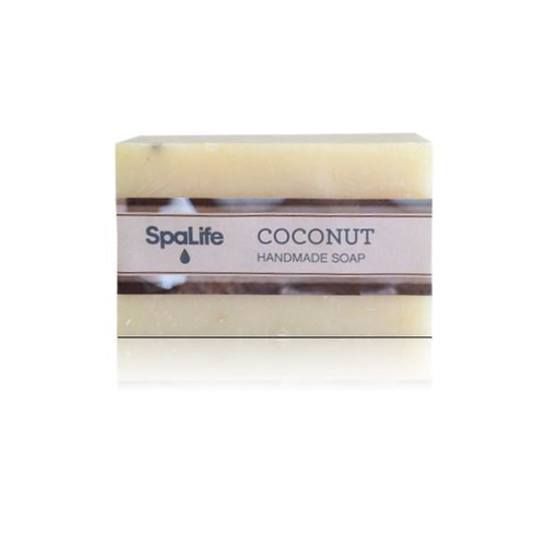 Spa Life Handmade All Natural Soap - Coconut