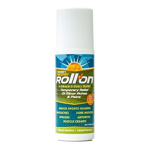 Premiere's Pain Spray Roll-On Natural Pain Relief