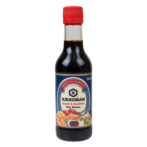 Kikkoman Soy Sauce for Sushi & Sashimi (250ml)