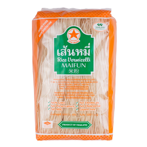 Star Vermicelli Rice Noodles (500g)