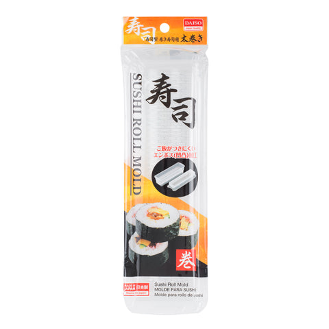 Daiso Futomaki Sushi Roll Rice Mould