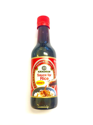 Kikkoman Sweet Soy Sauce for Rice (250ml)