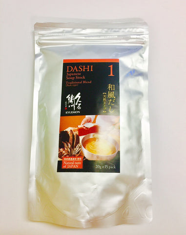 Kyueman Wafu Natural Dashi Stock (300g)