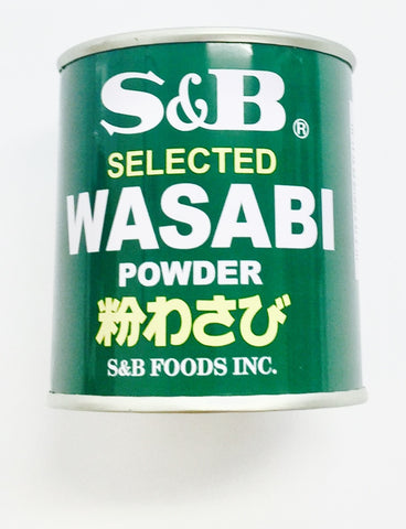 S&B Wasabi Powder for Sushi (30g)