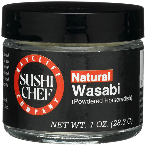 Sushi Chef Natural Wasabi Powder (28g)