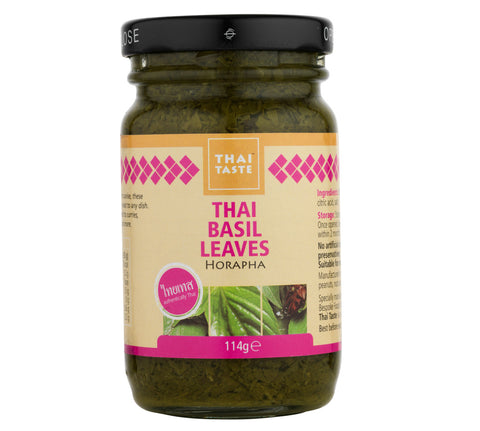 Thai Taste Horapa Thai Sweet Basil Leaves (114g)