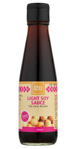 Thai Taste Light Soy Sauce (200ml)