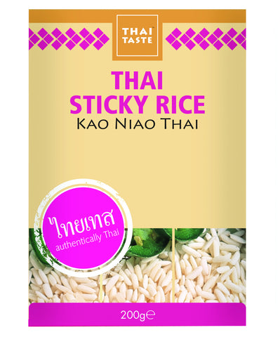 Thai Taste Sticky Rice (200g)