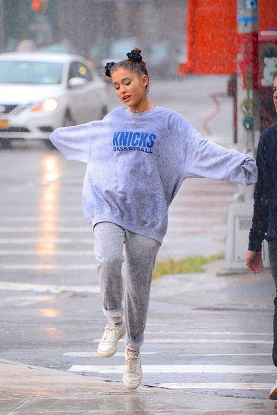 Sweatpants In Public: Fashion Crime Or No Sweat?