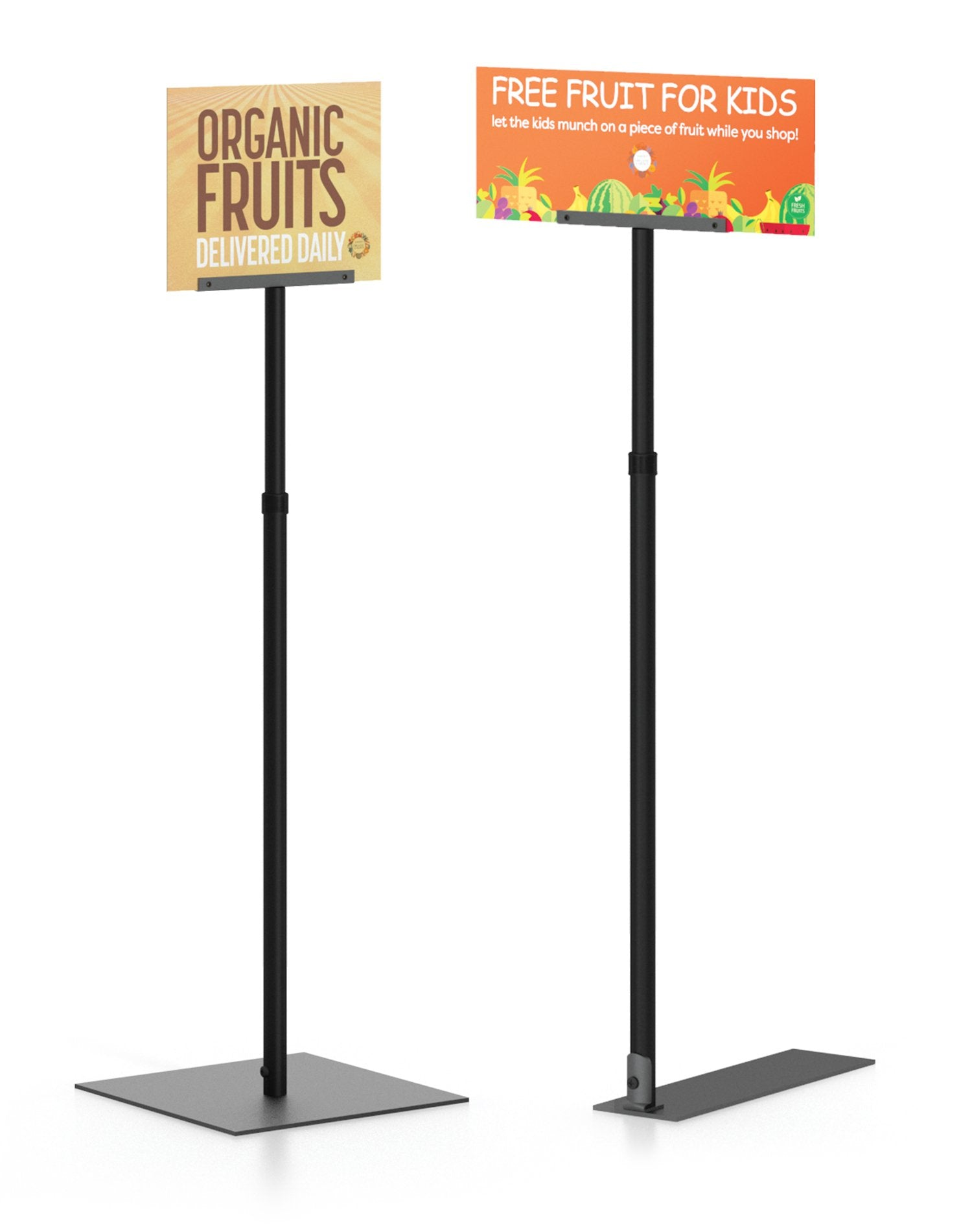 Pallet/Info Stands