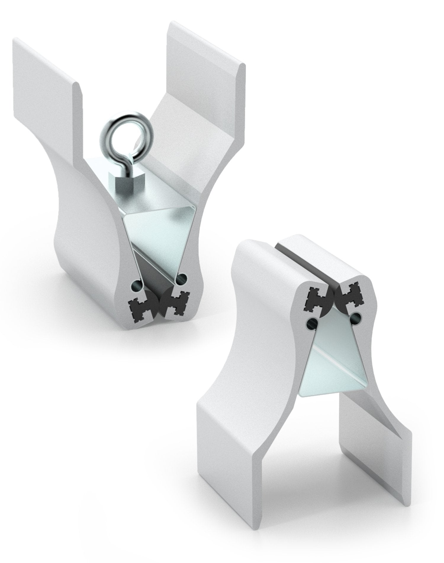 Visual Merchandising Clamps