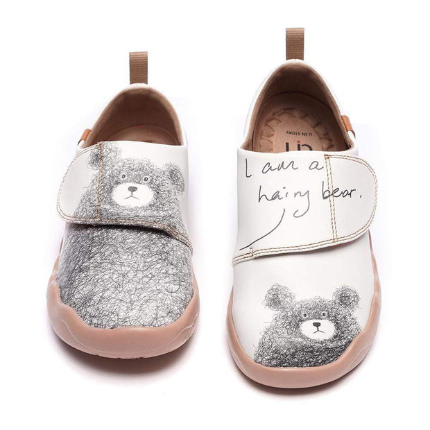 BE WITH YOU Cute Little Bear Kids Casual Shoes - AUE UIN FOOTWEAR