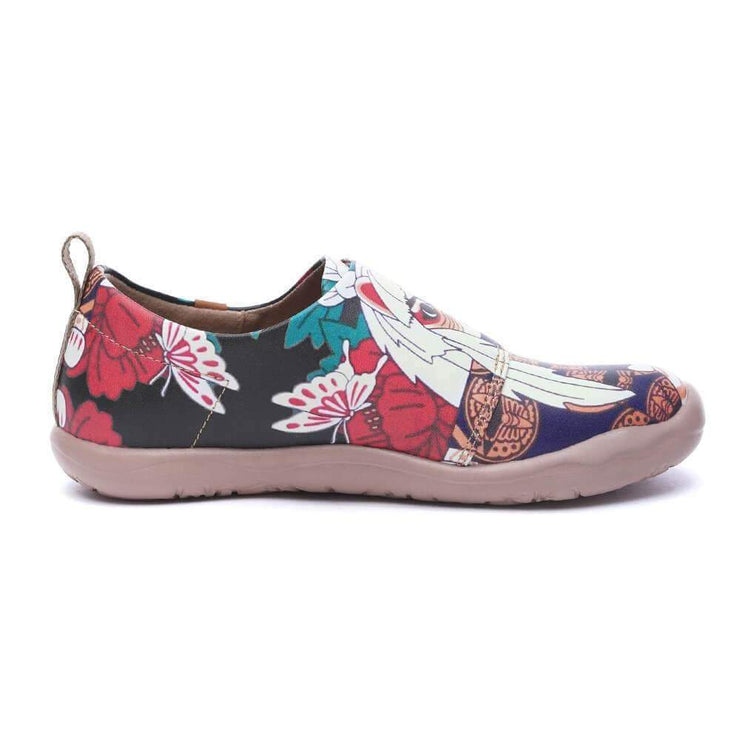 BRAVE PURSUIT kids Art Painted Casual Shoes - AUE UIN FOOTWEAR