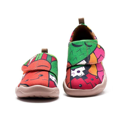 CARROT Cute Kid Canvas Shoes - AUE UIN FOOTWEAR