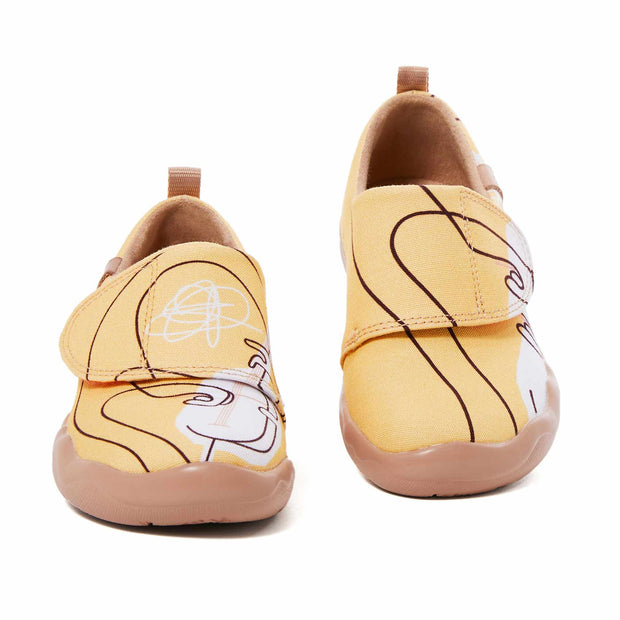 UIN Footwear Kid Cello Kid Canvas loafers