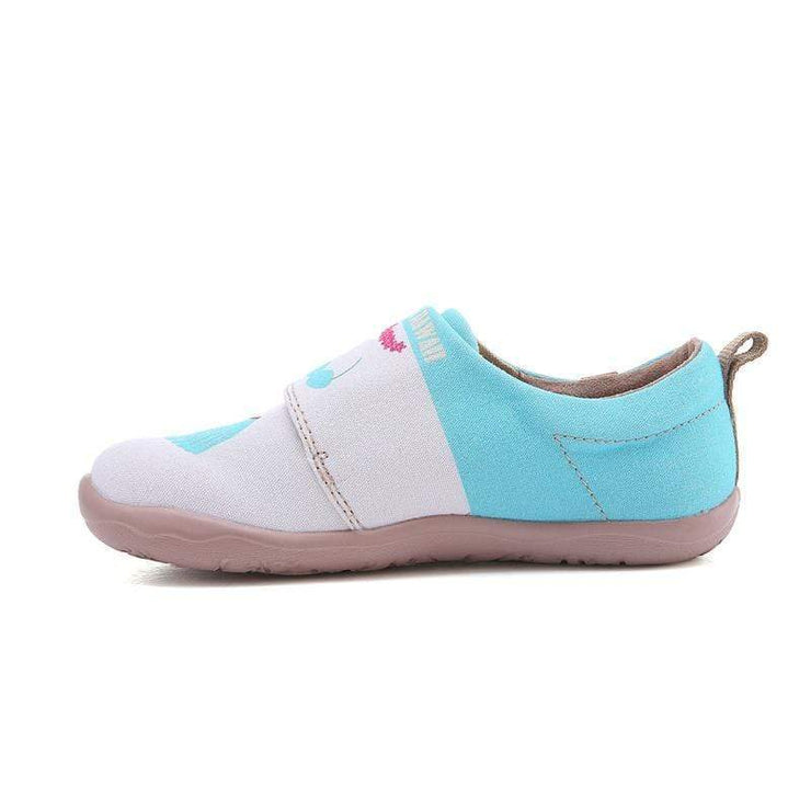 Fun Beach Canvas Loafers for Children - AUE UIN FOOTWEAR